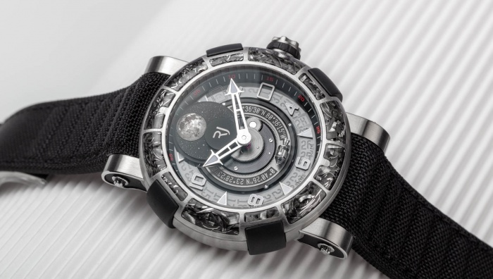 """RJ Supports Only Watch Charity at Christie's with donation of exclusive ARRAW 6919 """"Only Watch"""""""